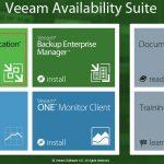 نرم افزار Veeam Availability Suite 8.0