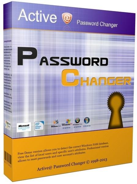 نرم افزار Active Password Changer Professional 7.0.9.1