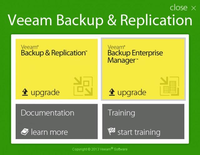 نرم افزار Veeam Backup Management Suite 7