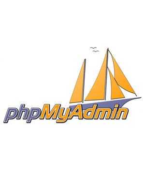 نرم افزار phpMyAdmin 4.7.5