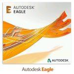نرم افزار Autodesk EAGLE Premium 8.5.2