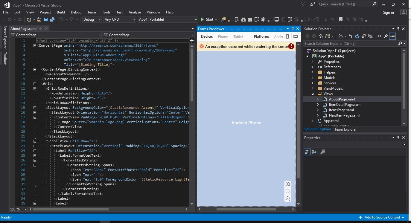 نرم افزار Microsoft Visual Studio Community/Enterprise/Professional 2017 v15.5.0 Build 27130.0